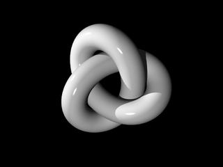 Der einfachste nicht-triviale Knoten